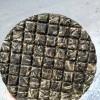 生普17年蓝印铁饼勐海布朗山生态老树圆茶云南布朗古树普洱茶1饼400克