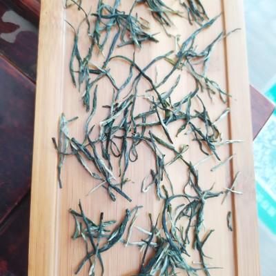 毛尖绿茶青茶清香毛尖绿茶直条细芽茶叶广西绿茶毛尖绿茶嫩叶芽信阳毛尖1斤