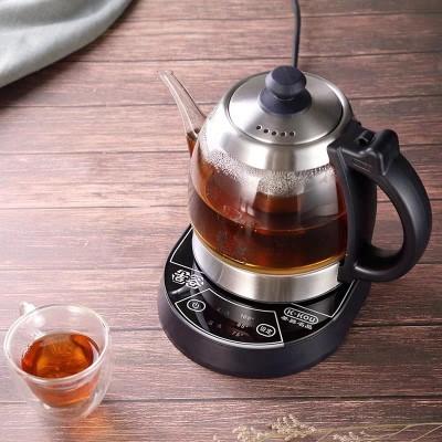 吉谷玻璃煮茶器恒温电水壶电热烧水壶泡茶专用单壶养生壶