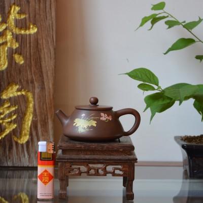 一图一物,中国四大名陶之云南建水紫陶,作者:李剑鑫,容量170毫升