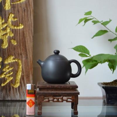 云南建水紫陶 名家大师 姚云超 纯手茶具 紫陶茶壶 容量200毫升