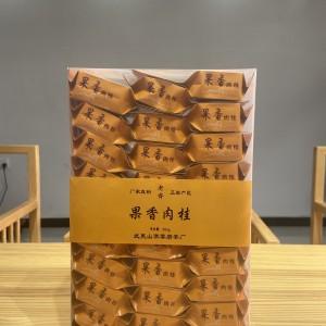 武夷岩茶燕子窠肉桂果香茶250g大红袍新茶浓香型乌龙茶pvc包装30泡