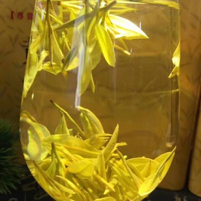 2021新茶黄金芽 黄金叶黄金茶 绿茶明前头春 高档特级珍品黄金芽