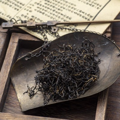 头春新茶红茶散装祁门红茶源头厂家批发茶叶 250g包邮