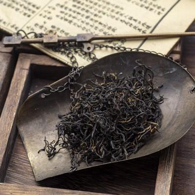 宜兴红茶 散装批发 阳羡小种工夫红茶 头春新茶叶 500g包邮