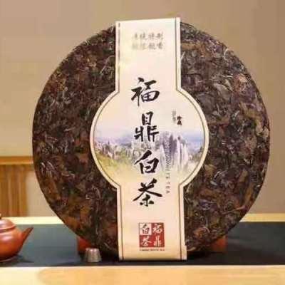 福鼎白茶寿眉6斤大饼 老白茶 包邮