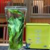 新茶太平猴魁,兰花香气浓郁。甘甜爽口,耐冲泡回甘甜