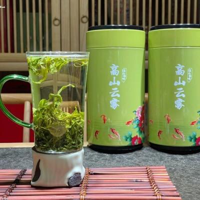 高山云雾绿茶 ,人家比很高的口粮茶 ,香气高回甘甜,质量超好