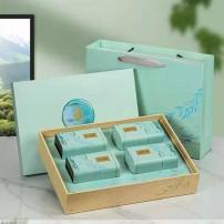 2021年新茶明前特级毛尖凤岗锌硒绿茶礼盒装500g