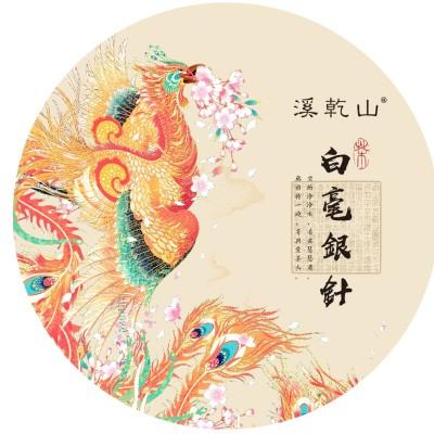 【品种】:福鼎白茶【品名】:头采银针【产地】:福鼎磻溪