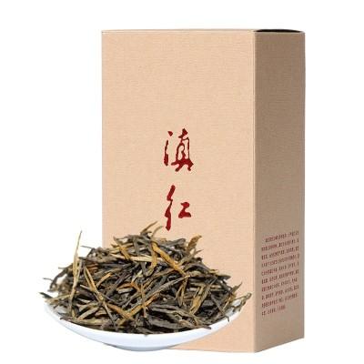 茗纳百川云南凤庆经典58工夫红茶散装特级散茶茶叶 松针滇红250克