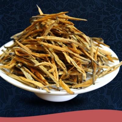 新茶2021年春茶云南凤庆特级滇红茶茶叶散装浓香型 A级大金针500