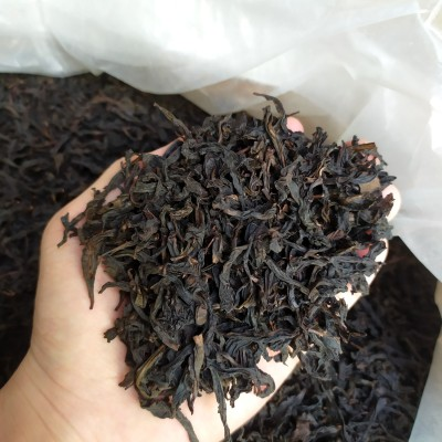 大红袍茶乌龙茶大红袍熟茶武夷岩茶贡香炭焙清香大红袍茶1斤两袋乌龙大红袍