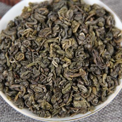2021年新茶 云南大叶种 二叶碧螺春 绿茶 袋装250克