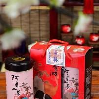 👉台湾阿里山乌龙茶:叶肉肥厚,汤色蜜绿透亮,滋味甘醇耐冲泡🤤