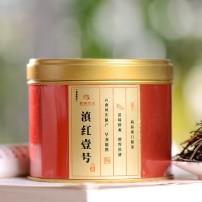 红茶正宗云南凤庆滇红茶特级浓香型茶叶2021新茶滇红壹号50克1罐
