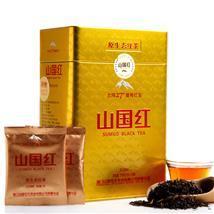 山国饮艺 山国红S1200 新品新茶 茶叶 红茶 高原雪山红茶