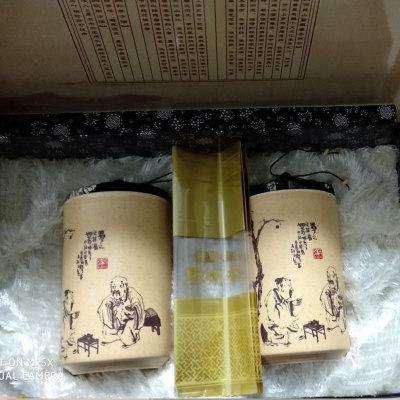 自家自产自销的东山碧螺春,纯手工炒制,无中间环节    500克礼盒装