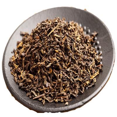 云南普洱茶饼熟茶特级老树大树茶五年陈香勐海味古树熟茶100克