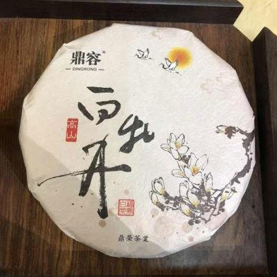 2019管阳高山白牡丹