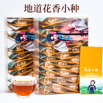 2021新茶武夷山正山小种红茶高山小种浓香型500g小泡装小袋盒装