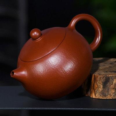 【西施】 传统全手工制 180cc 小煤窑顶级朱泥大红袍