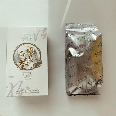 白牡丹饼干茶
