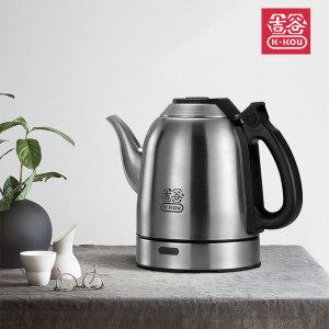 吉谷旗舰店TA0102食品级304不锈钢家用电水壶烧水壶恒温电热水壶