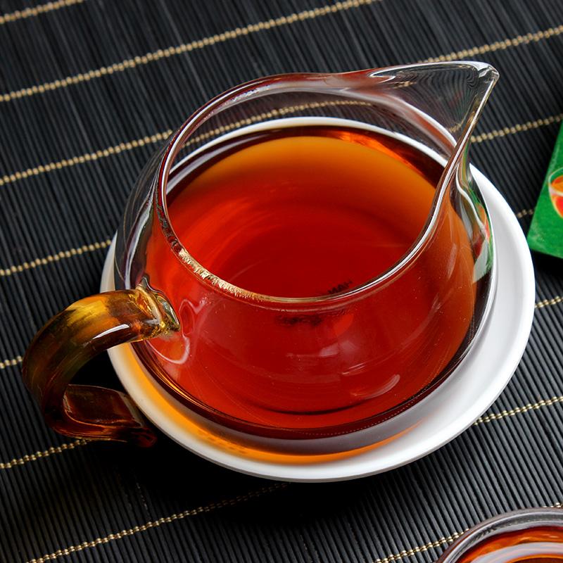 大益小青柑 2016年熟茶500克/桶 金柑普  陈皮普洱茶 桔普茶