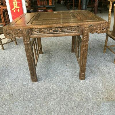 鸡翅木新古典茶桌 五件套 ,数百规格现货详询客服