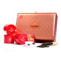 山国饮艺 清香铁观音 安溪铁观音 孔明S1800 乌龙茶 茶叶 礼盒装