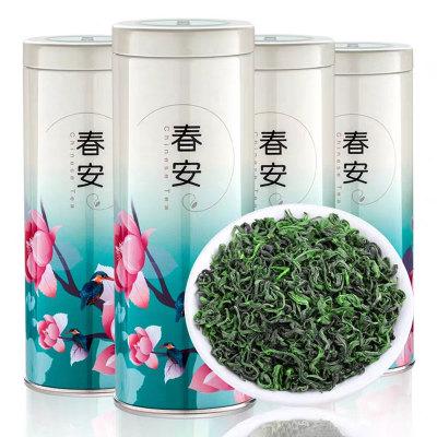 茶叶绿茶日照高山绿茶云雾茶绿茶浓香型2019年罐装100g