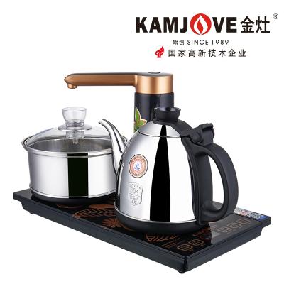 金灶 k9 全自动上水电热水壶烧水壶保温一体煮水壶电茶炉智能家用