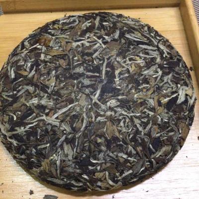 福鼎白茶,350克,陈年,年份,高级老白茶,牡丹王