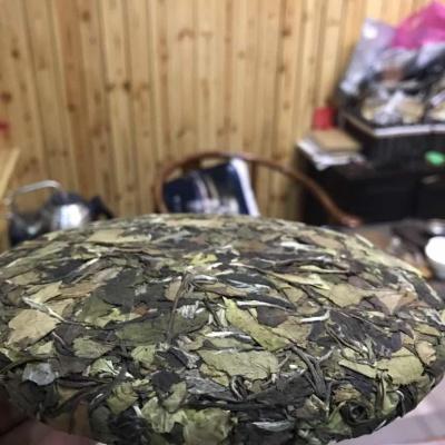 福鼎白茶,350克,2018年,春前白牡丹,陈年老白茶