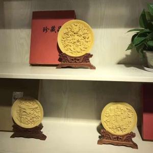 精品黄杨木小型摆件