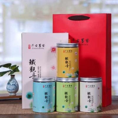 茶私章品牌铁观音浓香型茶叶N1001(500g)