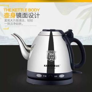 KAMJOVE/金灶 T-57 食品接触用304不锈钢保温电热水壶家用