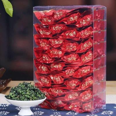 浓香型铁观音茶叶礼盒装岩茶大红袍茶叶 正山小种红茶 金骏眉红茶