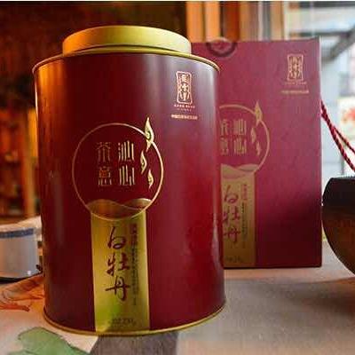 【品名】2017典藏金桶白牡丹【规格】230g/罐