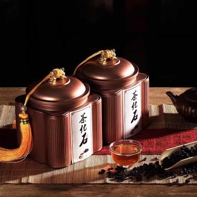 碎银子云南普洱茶熟茶糯米香老茶头散茶特级茶叶茶化石500g