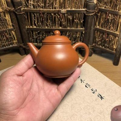 正品宜兴紫砂壶 紫砂茶具 朱泥小品系列