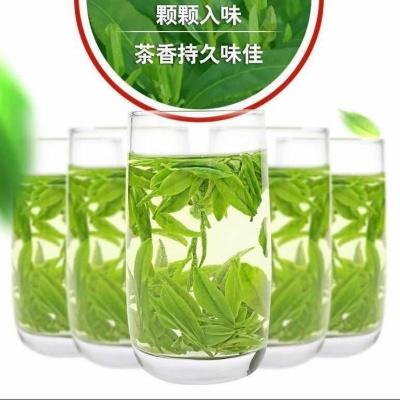 【大份量500g】2019新茶雨前龙井茶叶绿茶高山龙井茶叶春茶浓香型