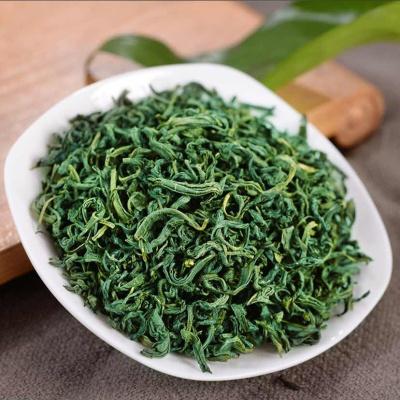 高山云雾绿茶,有机茶