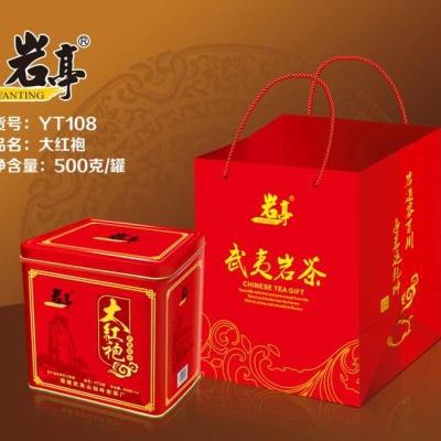 岩亭武夷岩茶YT108