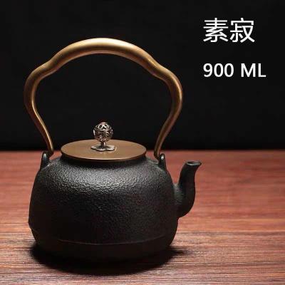 铸铁日本铁壶