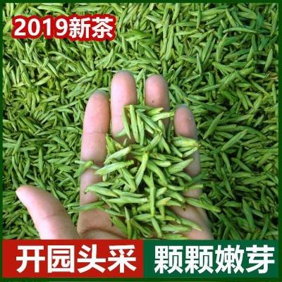 【颗颗嫩芽】2019新茶春茶正宗西湖龙井茶高山绿茶茶叶散装250g