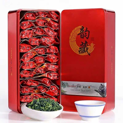 买一送一 新茶正宗安溪铁观音浓香型礼盒装共500克