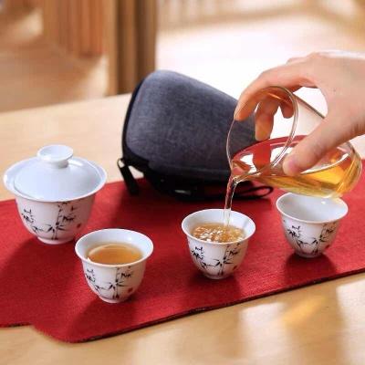 便携式旅行茶具(如初68/如竹88/如约138)
