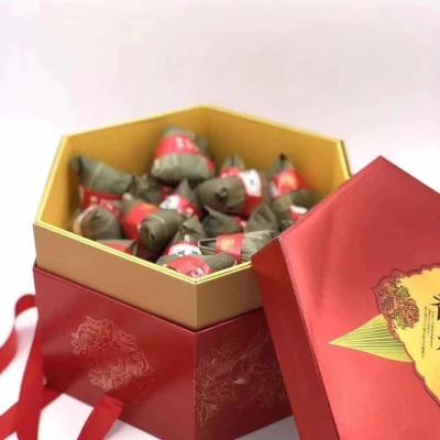 2015的寿眉端午佳节粽茶礼盒伴手礼一盒750g